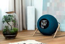 Mobiliario chic para gatos exigentes, de Meyou París / Mobiliario chic para gatos exigentes, de Meyou París