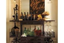 Bar Carts / by Becky Holcomb