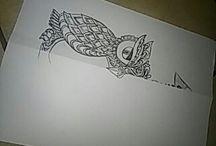 #disegni dell'altro mondo
