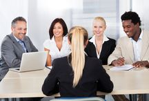 Job Interview Tips / Everything you need to know to ace a job interview and get hired.
