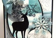 Stampin Up! / Stamping cards and scrapbooking  / by Shirley Goudreau