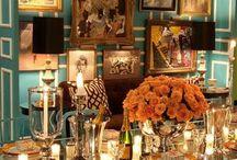 INTERIORS: DINING ROOM / by Ashton Darian