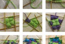 comment faire tricot et crochet