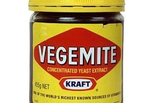 Vegemite (acquired taste)