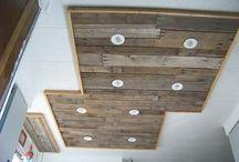 Spotjes plafond