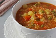 Przepisy - zupy