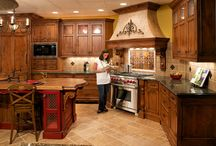 Kitchens / Dreaming of a kitchen remodel... / by Emily Fox