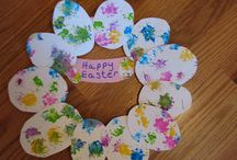 Easter Crafts / by Karen Langill
