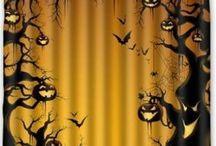 Halloween Window