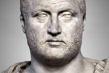 Portrait d'homme romain.