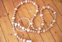 Large beads for decor
