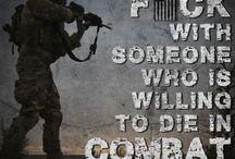 Army/Marines stuff