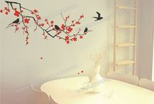 Wall decals & Such / by Natalie Morales