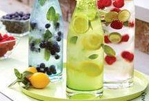 Bebidas para verano