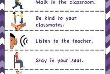 Ruls for classroom