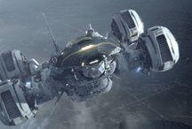 Movies!!!! Best Science Fiction / by Scott Leggett