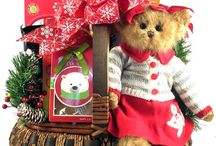 Christmas Gift Baskets / Christmas Gift Baskets for Friends and Family