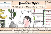binarni opce cztrader / Binární opce tak jak je neznáte, naučte se společně s námi obchodovat. Společně sdílíme informace na webu CTRADER.NOLIMIT