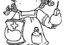 En infirmière