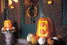 FALL DECOR / by Eula Kries