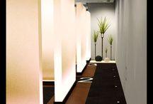 Hallways and Corridors