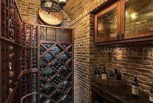Distillery cellar
