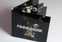 Print Design Inspiration #1 / Brochure, Booklet, Leaflet