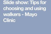 choosing a walker