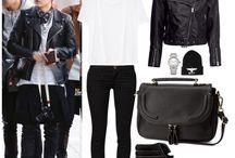 BTS Inspired Fashion