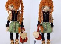 Куклы от Юлии Барановой Братск