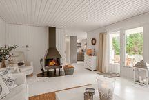 WHITE HOME DECOR / #déco #blanc #blanche #white #home #decor