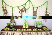Baby shower monkey theme / collection picture of Baby shower monkey theme