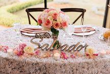 Sweet Heart Tables