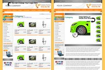 Professional eBay Listing Templates for Car & Auto