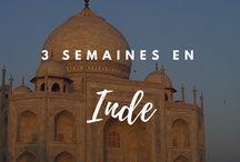 3 Semaines en Inde / Parcours de trois semaines pour découvrir l'Inde
