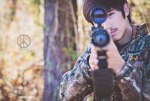 Gun Photography / by Melissa Sturman
