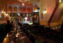 Places to eat / Restaurants
