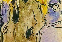 Picasso - Desenho /Drawing