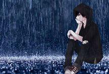 Sad girl and boys :(