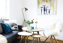 Homestaging - Livingroom - Hemisfär