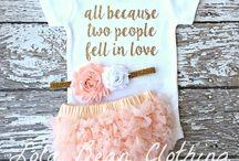 Fashionable babies!