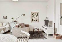 Makuuhuone+olohuone