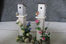 Finnish lovely miniatures / Suomalaisia upeita minityyrejä! Tässä boardissa varmasti näkyy pelkkä pienen pieni osa niistä upeista miniatureista. Osan laitoin tänne inspiraatioksi, osan ihan vain muistoksi.