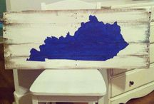 Kentucky Wildcats / by Alissa Ayers