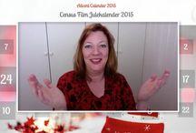 Markedsføring med video / På denne tavlen samler vi alle våre videoer fra julekalenderen vår, der du kan få daglige tips om video og videomarkedsføring