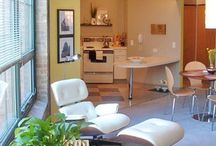 ~~~~~~~SMALL SPACES~~~~~~ / Ideas to help make the most of even the tiniest space.