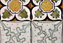Azulejos antigos do Rio de Janeiro