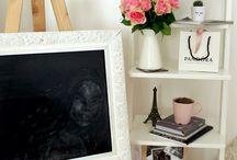 Inspiration DIY room decor