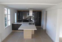 Idées aménagements intérieurs / Des images d'aménagements pour la cuisine, le salon, les chambres, la salle de bain, etc...