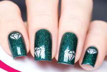 nails stencils